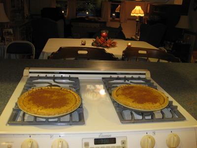 Pumpkin pies 004